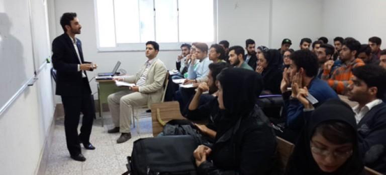 تعیین ساعت موظفی تدریس اعضای هیأت علمی مأمور دانشگاه آزاد
