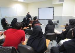 برگزاری کلاس دانشگاه