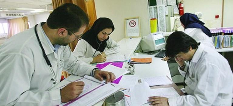 پیگیری مشکل جذب اعضای هیأت علمی وزارت بهداشت